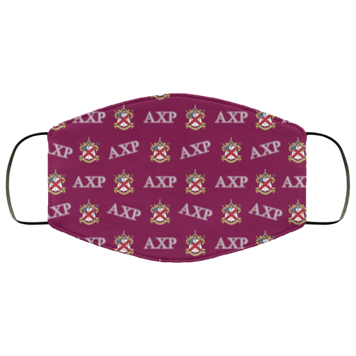 Alpha Chi Rho Face Mask