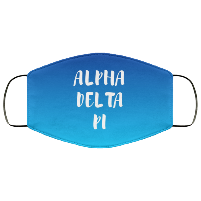 Alpha Delta Pi Shade Face Mask Alpha Delta Pi Shade Face Mask