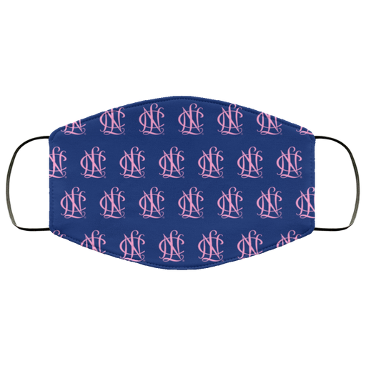 National Charity League Logo Face Mask