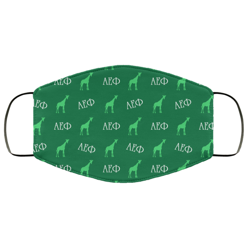 Alpha Epsilon Phi Face Mask
