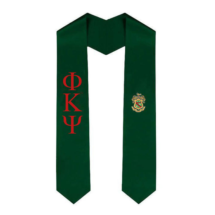 Phi Kappa Psi Simple Sash Stole Phi Kappa Psi Simple Sash Stole