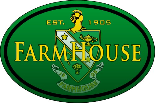 Farmhouse Color Oval Decal
