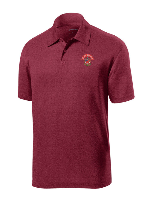Alpha Chi Rho Crest Contender Polo