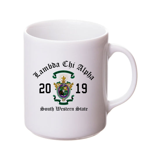 Lambda Chi Alpha Collectors Coffee Mug