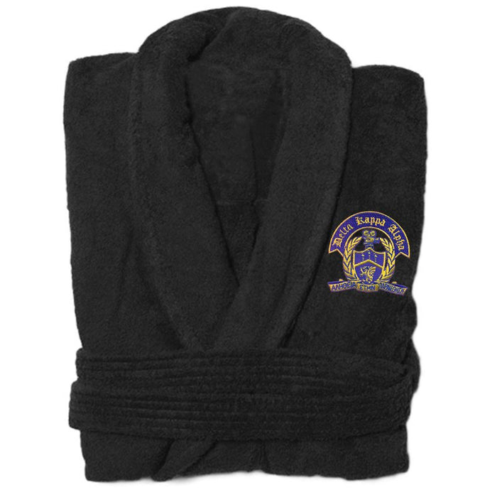 Delta Kappa Alpha Bathrobe