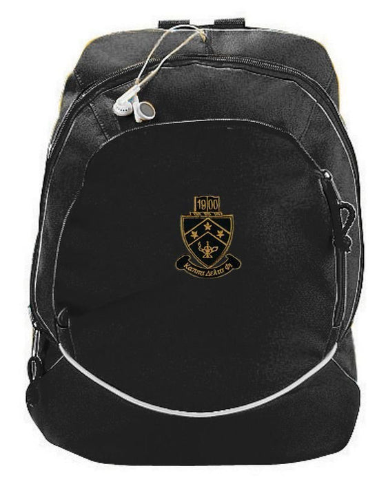 Kappa Delta Phi Crest Backpack