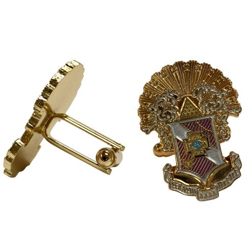 Sigma Pi Cuff Links
