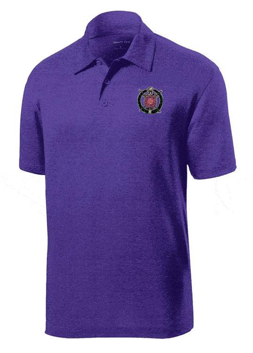 Omega Psi Phi Crest Contender Polo