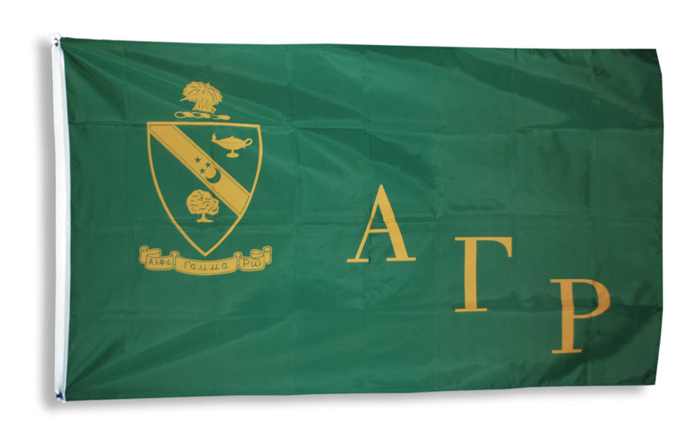 Alpha Gamma Rho Flag