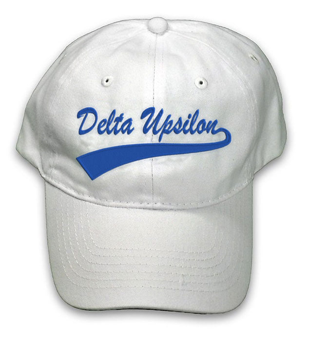 Delta Upsilon New Tail Baseball Hat