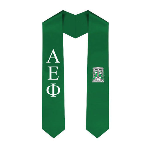 Alpha Epsilon Phi Simple Sash Stole