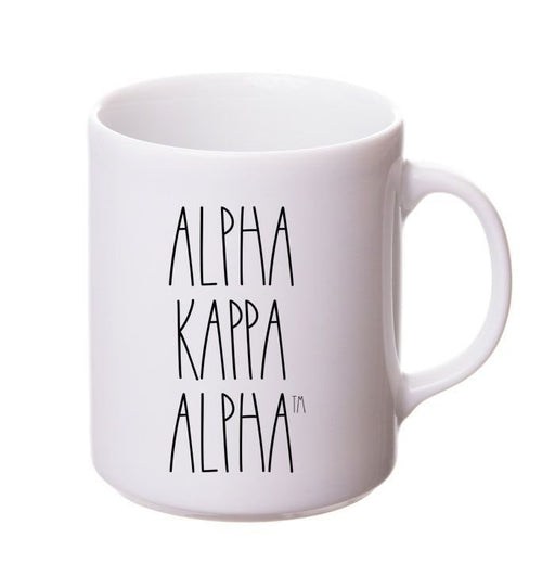 Sorority Modern Coffee Mug