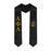 Alpha Phi Alpha Simple Sash Stole Alpha Phi Alpha Simple Sash Stole