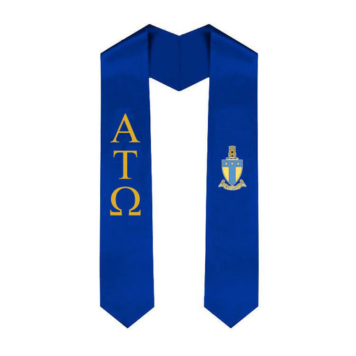 Alpha Tau Omega Simple Sash Stole