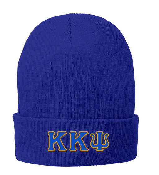 Kappa Kappa Psi Lettered Knit Cap
