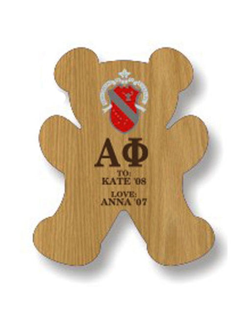 Alpha Phi Sorority Plaque