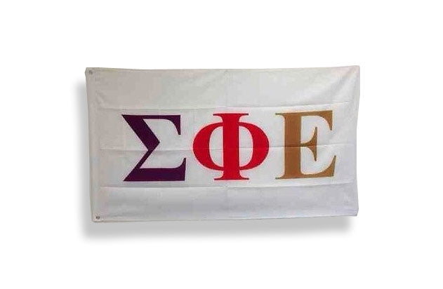 Sigma Phi Epsilon Big Flag