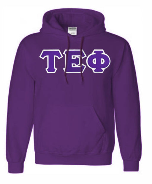 Lettered Hoodie