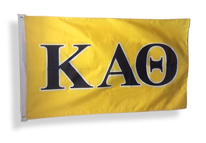 Kappa Alpha Theta Big Flag