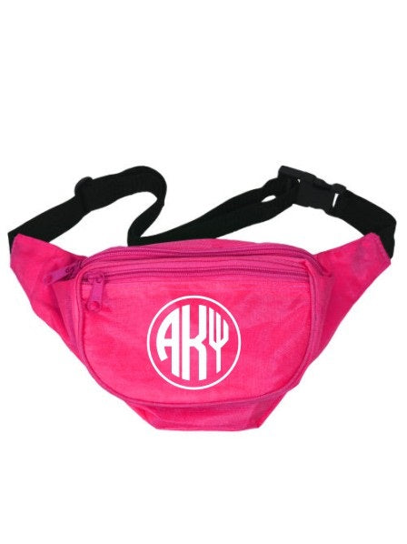 Alpha Kappa Psi Monogram Fanny Pack