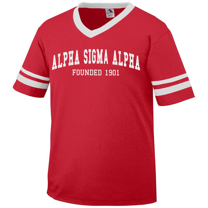 Alpha Sigma Alpha Founders Jersey