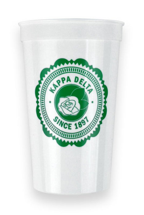 Kappa Delta Classic Oldstyle Giant Plastic Cup