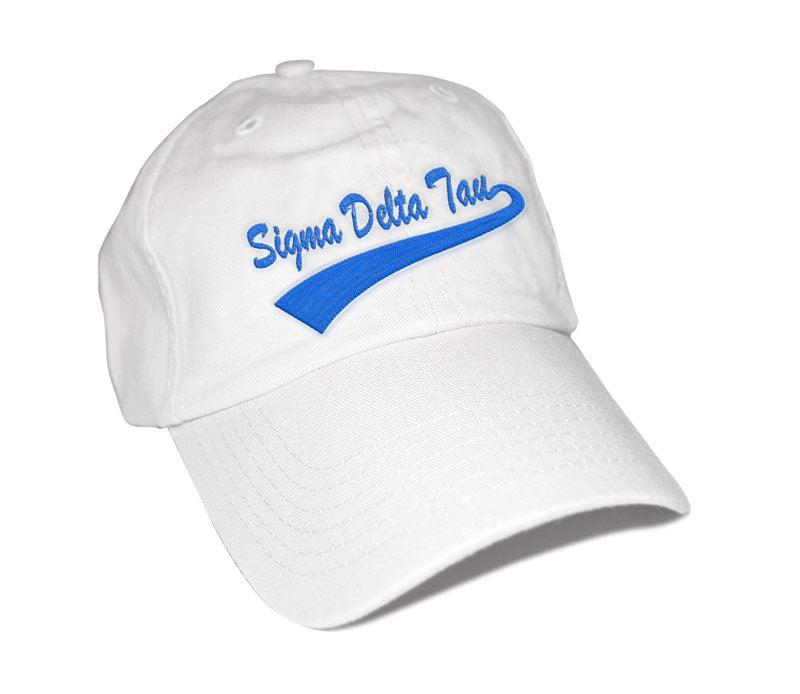 Sigma Delta Tau New Tail Baseball Hat