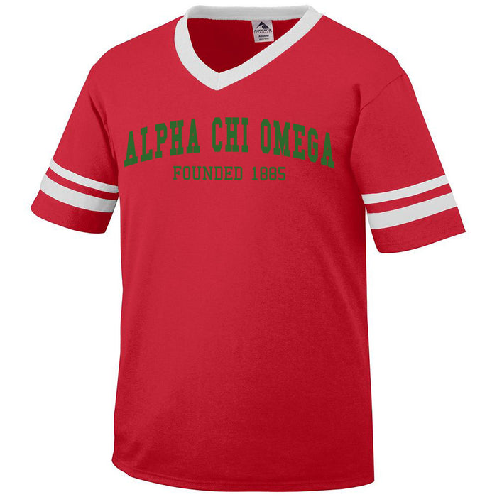 Alpha Chi Omega Founders Jersey