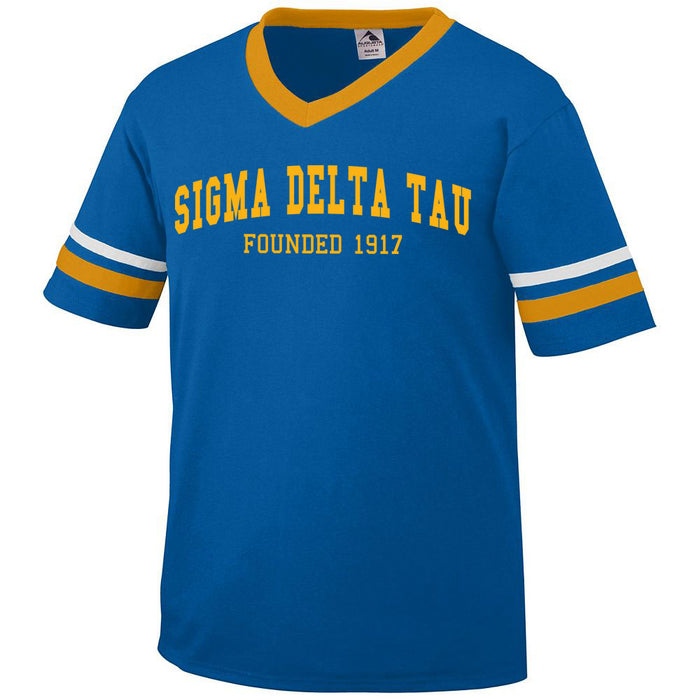 Sigma Delta Tau Founders Jersey