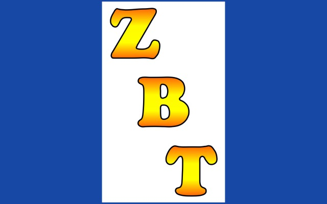 Zeta Beta Tau Fraternity Flag Sticker