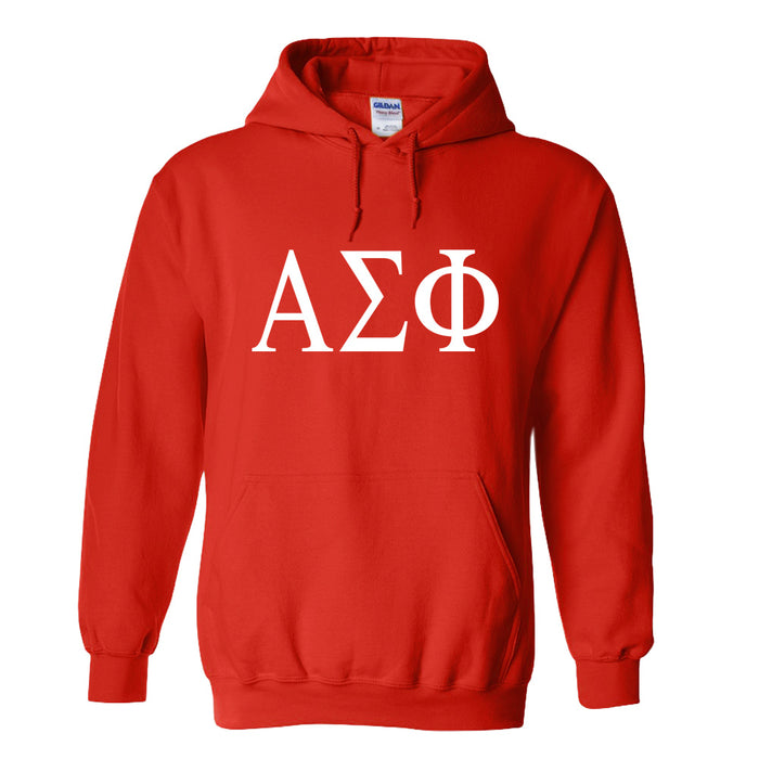 Alpha Sigma Phi Fraternity World Famous 25 Greek Hoodie World Famous Hoodie
