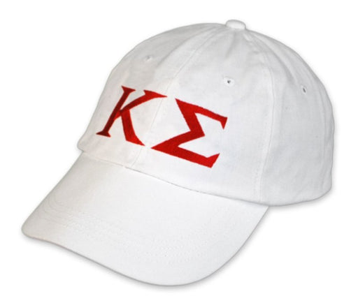 Kappa Sigma Greek Letter Embroidered Hat