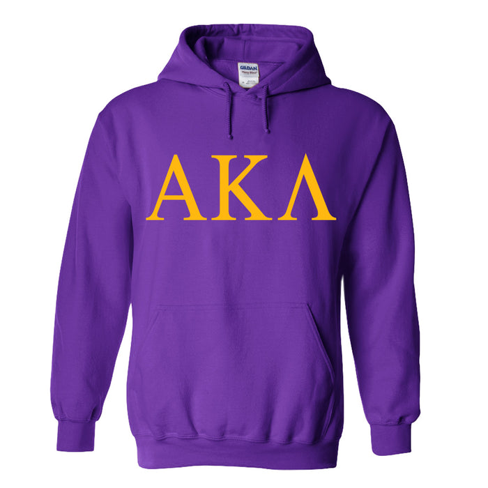 Alpha Kappa Lambda Fraternity World Famous 25 Greek Hoodie World Famous Hoodie