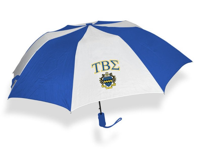 Tau Beta Sigma Crest Umbrella