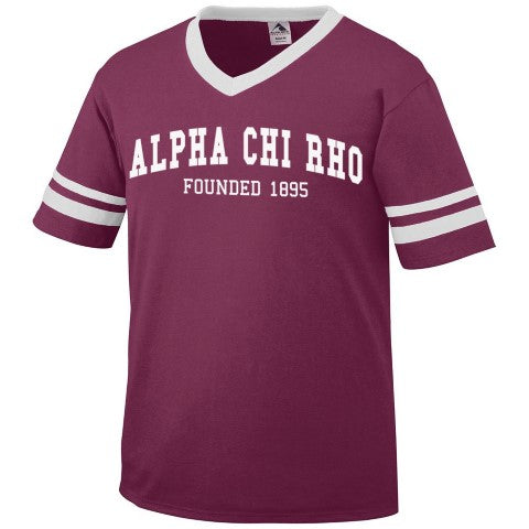 Alpha Chi Rho Founders Jersey