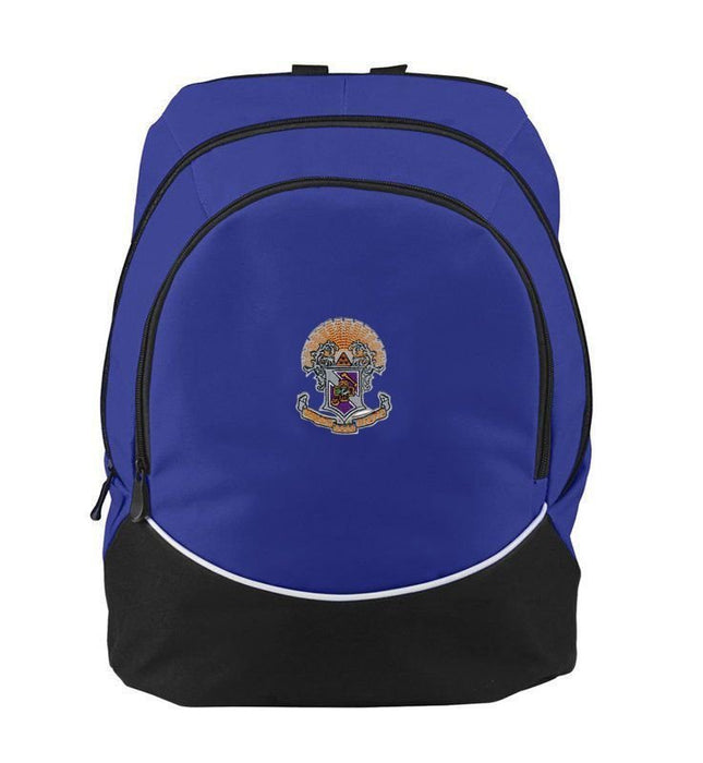 Sigma Pi Crest Backpack