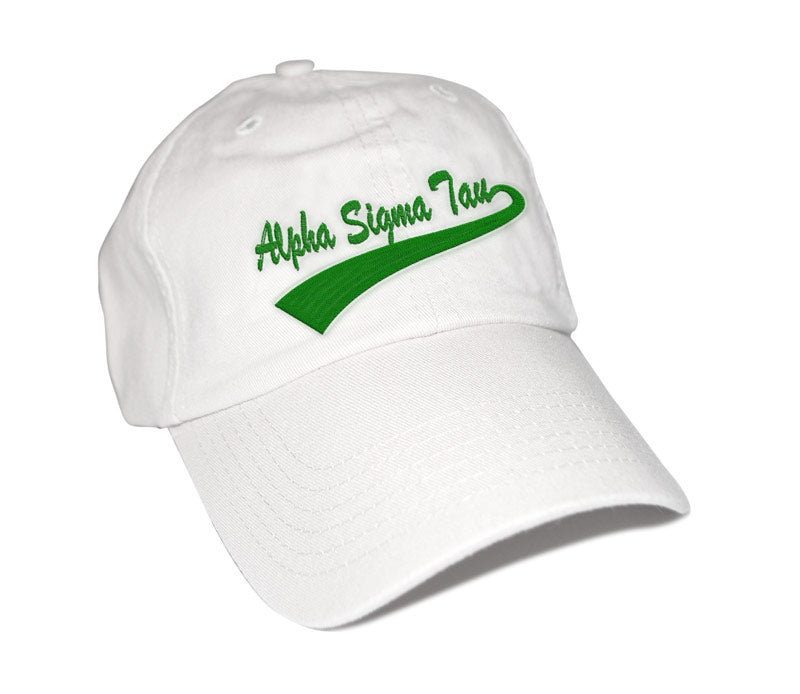 Alpha Sigma Tau New Tail Baseball Hat