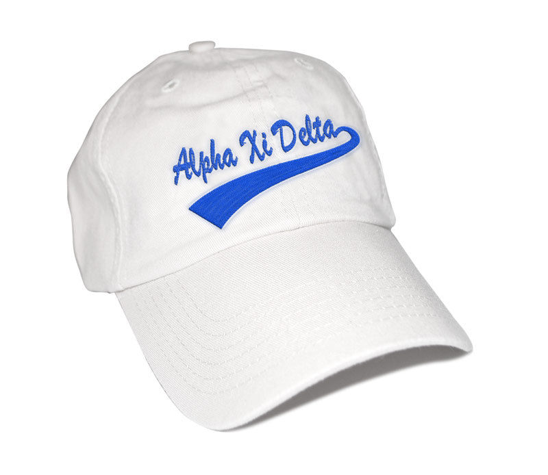 Alpha Xi Delta New Tail Baseball Hat