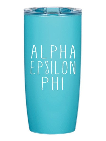 Alpha Epsilon Phi Mountain Retreat 19 oz Everest Tumbler