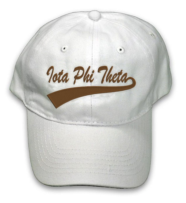 Iota Phi Theta New Tail Baseball Hat