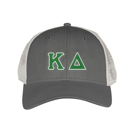 Kappa Delta Greek Trucker Cap