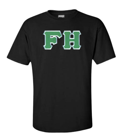 Farmhouse Lettered T Shirt