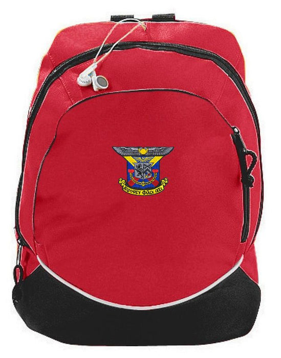 Delta Kappa Epsilon Crest Backpack