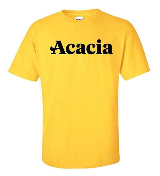 Acacia Letter T-Shirt