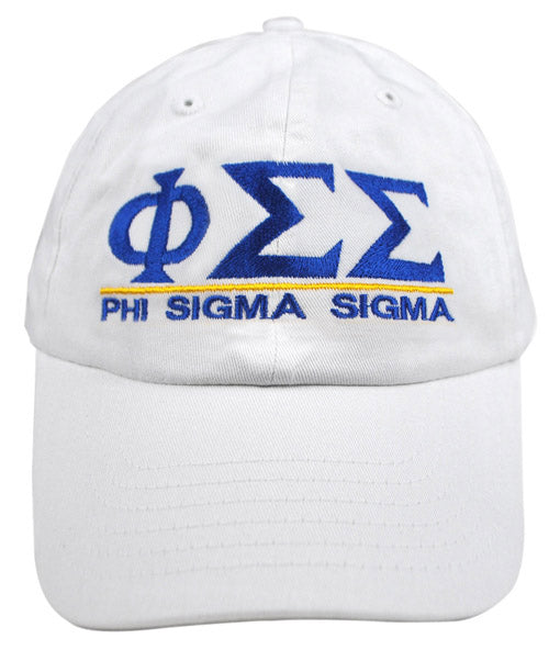Phi Sigma Sigma Best Selling Baseball Hat