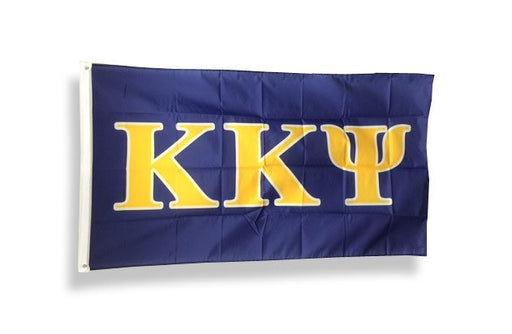 Kappa Kappa Psi Big Flag