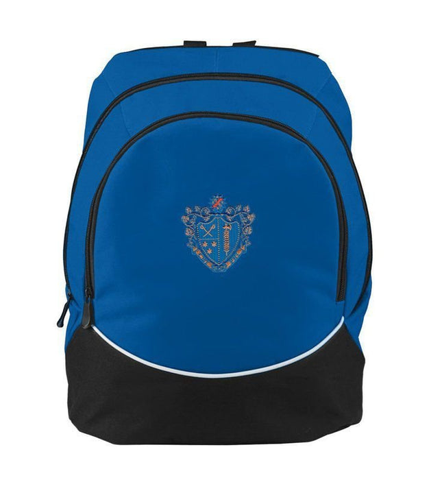 Chi Phi Crest Backpack