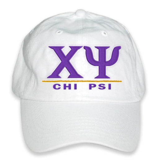 Chi Psi Best Selling Baseball Hat