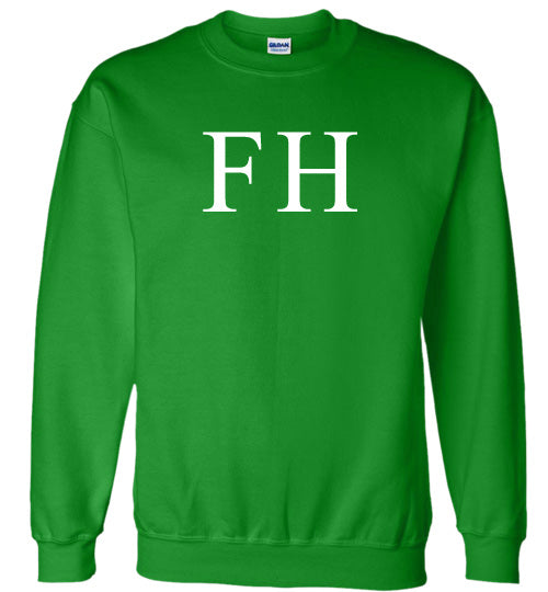 Farmhouse World Famous Lettered Crewneck Sweatshirt