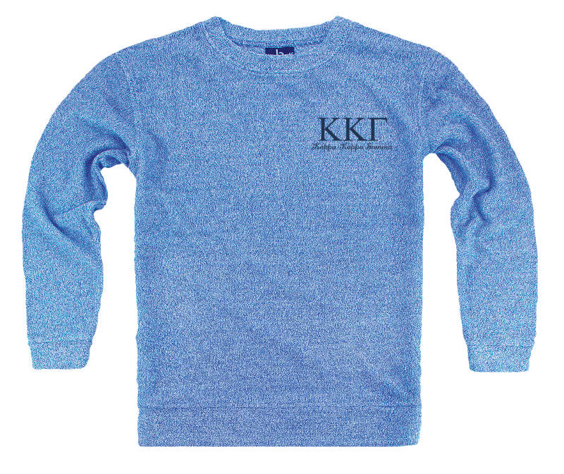 Kappa Kappa Gamma Lettered Cozy Sweater